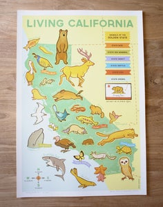 Living California Map