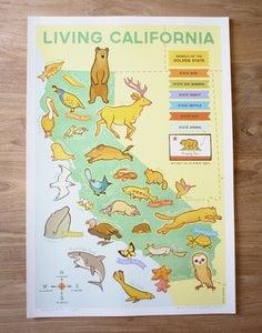 Living California Map