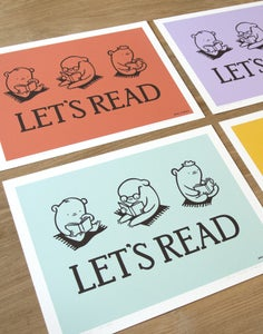 Let's Read (Limited Edition)