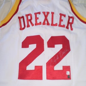 Image of Clyde Drexler, Rockets