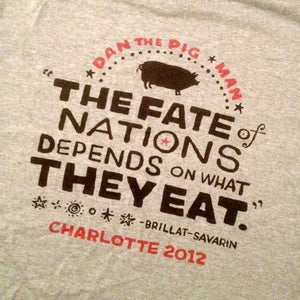 Image of Fate of Nations | Charlotte 2012 Shirt