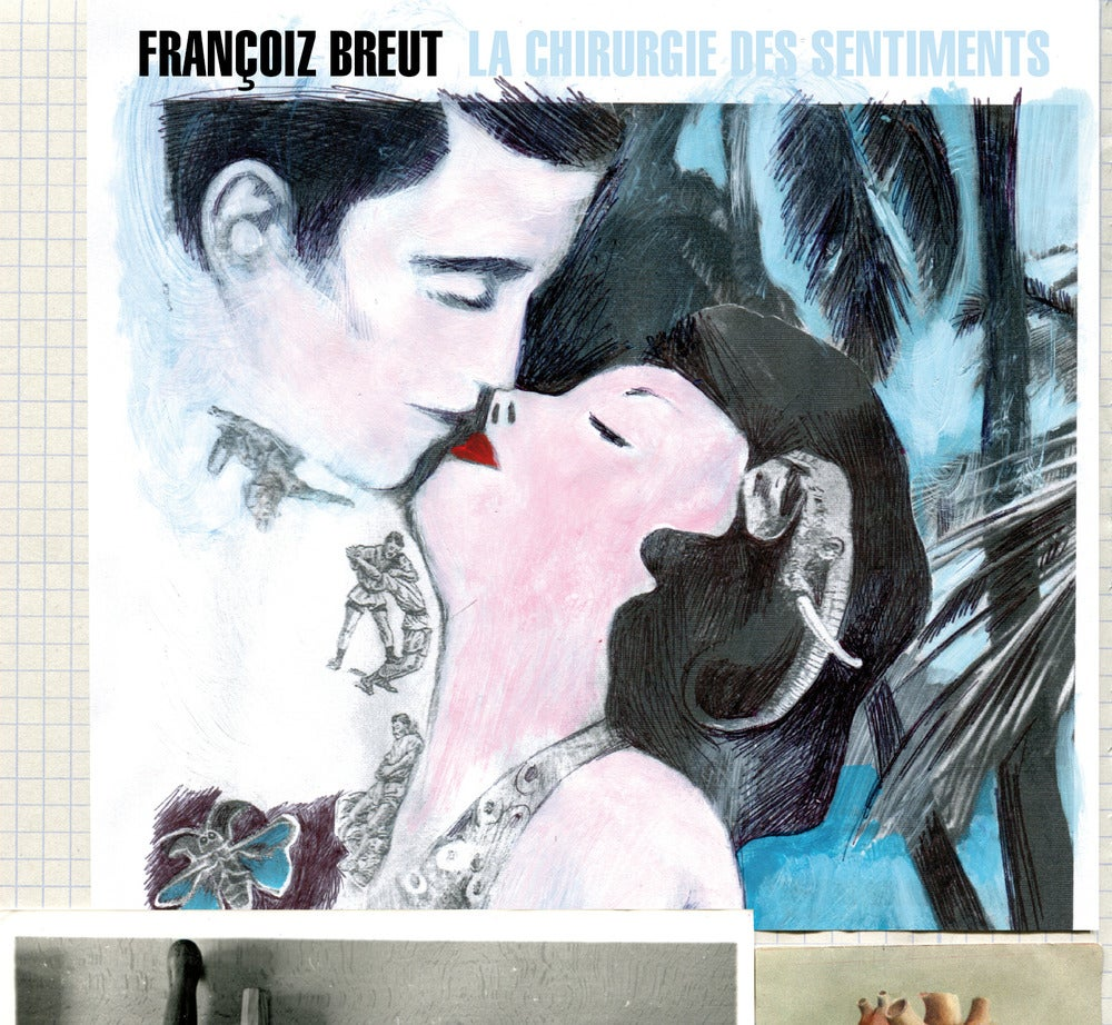 Image of Françoiz Breut - La Chirurgie des Sentiments (CD/LP)