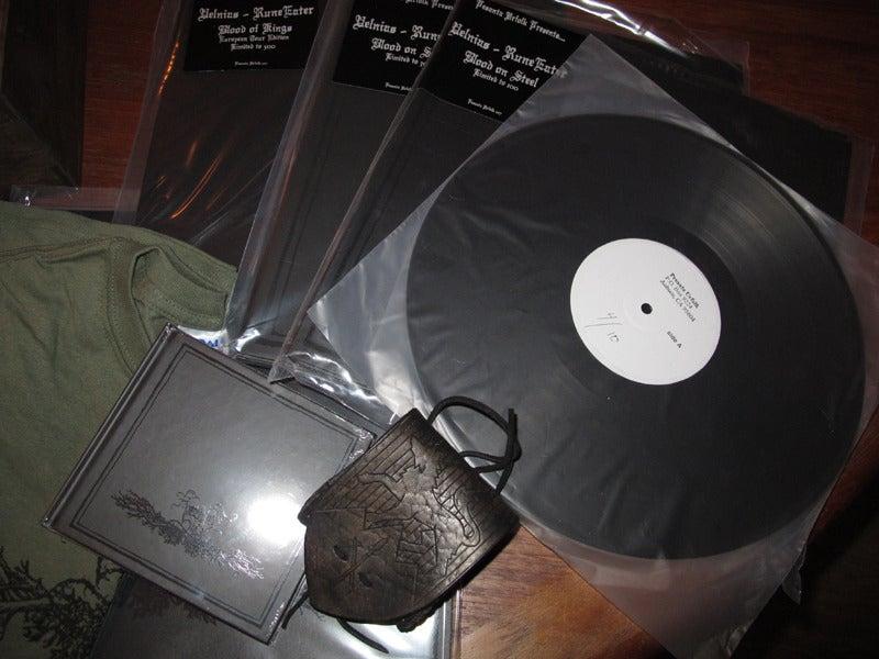 Image of Velnias - RuneEater LP