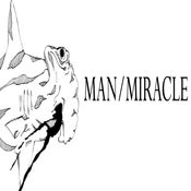 Image of MAN/MIRACLE STICKER
