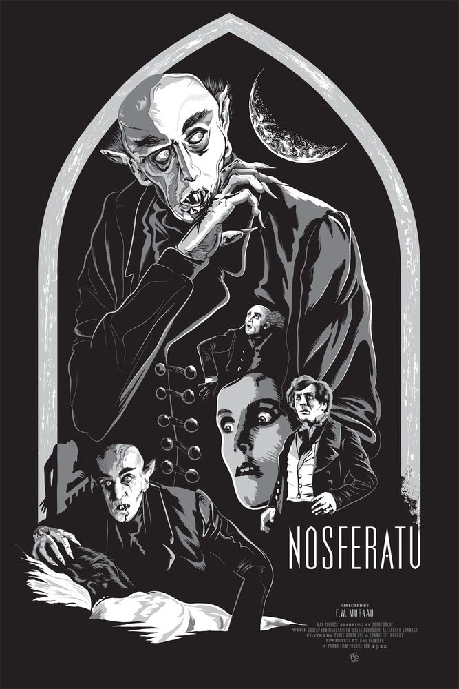 Image of Nosferatu Regular Poster