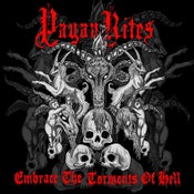 "Image of Pagan Rites - ""Embrace The Torments Of Hell"" - LP 12"" Vinil"