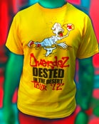 Image of Dested In The Desert Tour 2012 Shirt