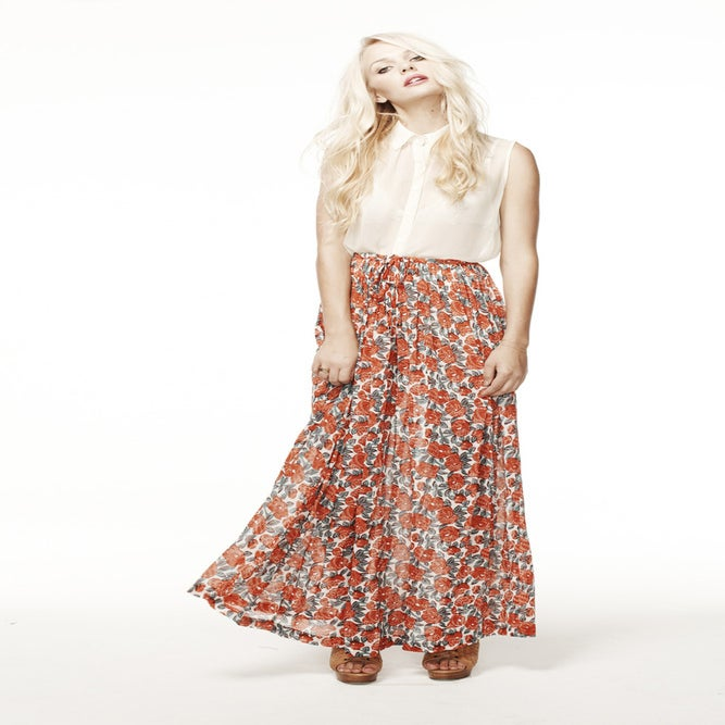 "Image of ""Brigitte"" Balloon Skirt"