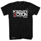 "Image of ""Positivity in Motion"" Mike Song x Doranato Tee"