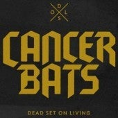 Image of Cancer Bats & Mitzi's Revenge ticket - 08/12/12 Fibbers York