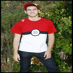 Image of Men's Pokeball Tee