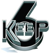 Image of KEEP 6 LOGO T-SHIRT