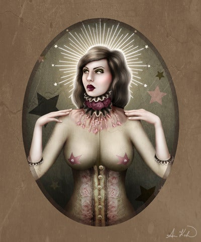 "Image of Aunia Kahn - ""Unveiling Sabiasm"""