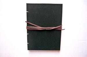 Image of Leather-esque Book