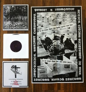 """Image of CHURCH WHIP 7"""" EP"""