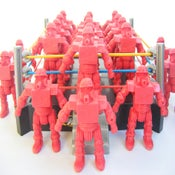 Image of B.A.S.T.A.R.D. - Exclusive Blood Red Tommy Tanker
