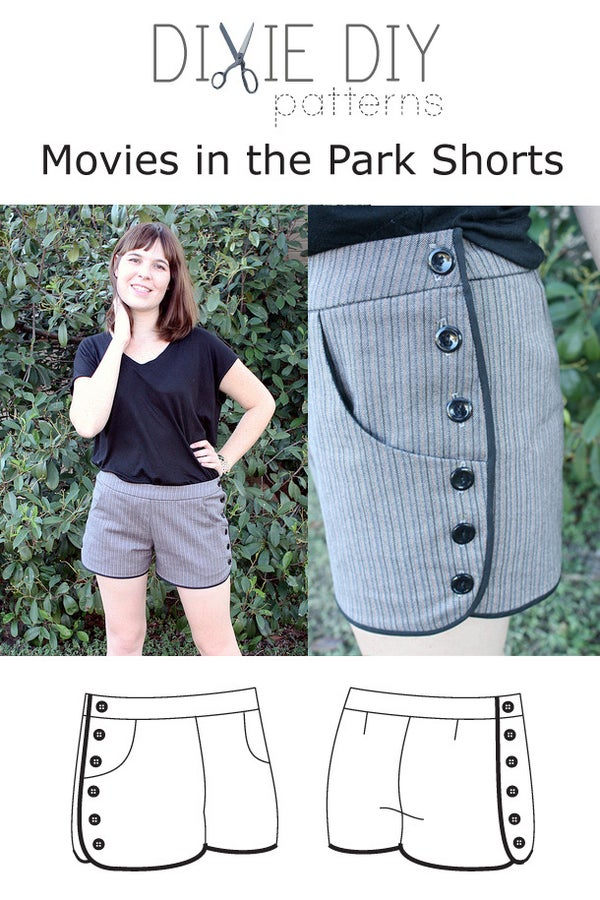 Image of Movies in the Park Shorts