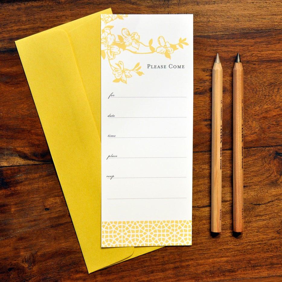 Image of Simple Elegance Invitations