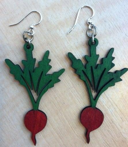 Image of Radish earrings