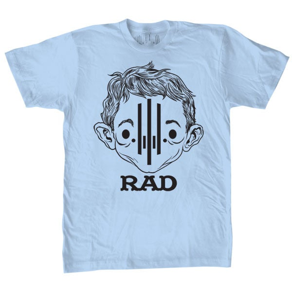 Image of RAD | by Alex Pardee | T Shirt