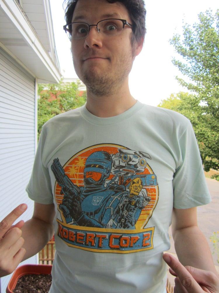 Image of ROBERT COP 2 T-shirt