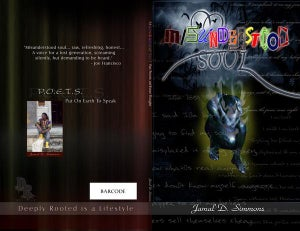 """Image of Misunderstood Soul (a collection of poems written by Jamal """"Mally"""" Simmons)"""