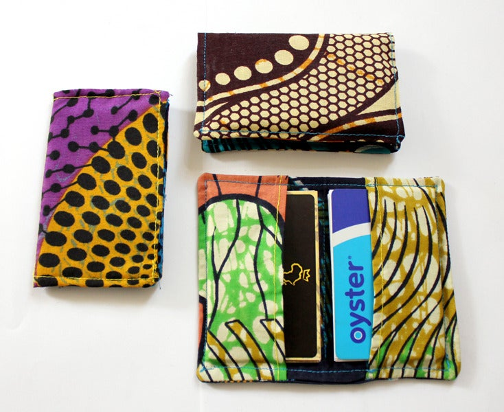 Image of ✩ double BUSINESS CARD HOLDER ✩