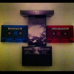 Image of Seraphim/ Glass Rivers split tape