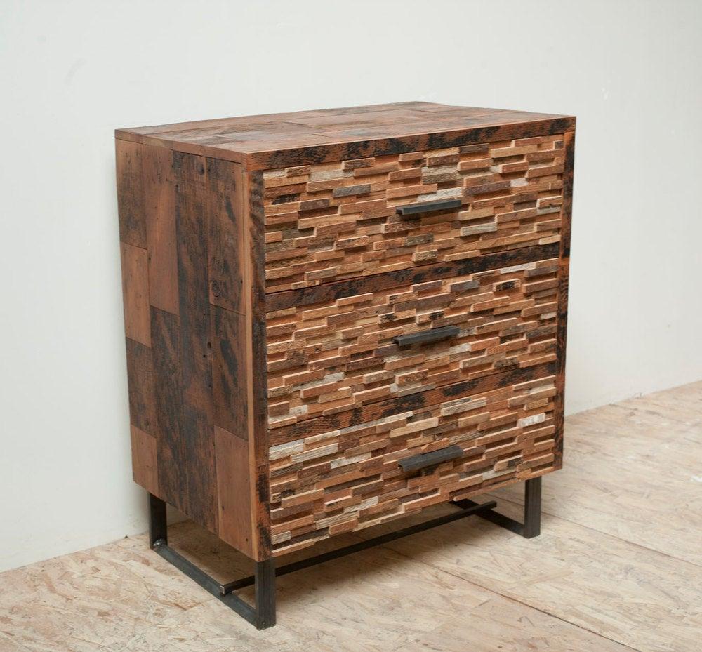 Image of Tall Lake Tahoe 3 Drawer Dresser