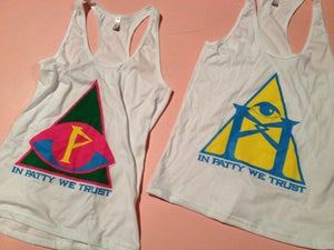 Image of PATTY tank tops