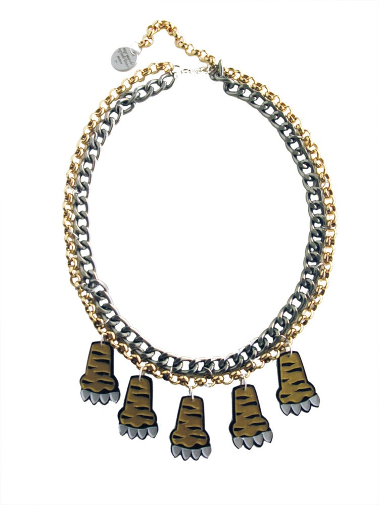 Image of Roar Necklace
