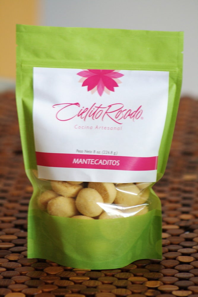 Image of Mantecaditos / Shortbread Cookies 4 oz / 2 pack