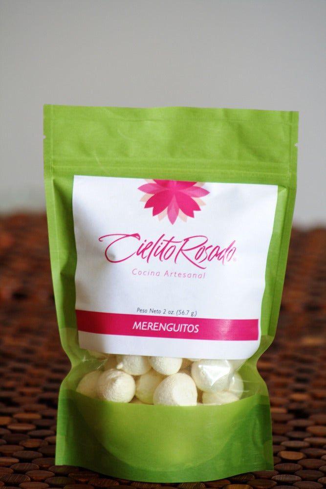 Image of Merenguitos / Meringue 2 oz / 2pack