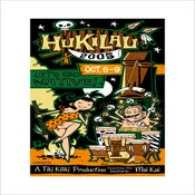 "Image of ""HUKILAU 2005"" Serigraph"
