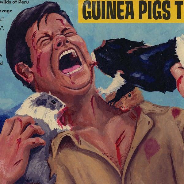 Image of Guinea Pigs Tore My Flesh Print