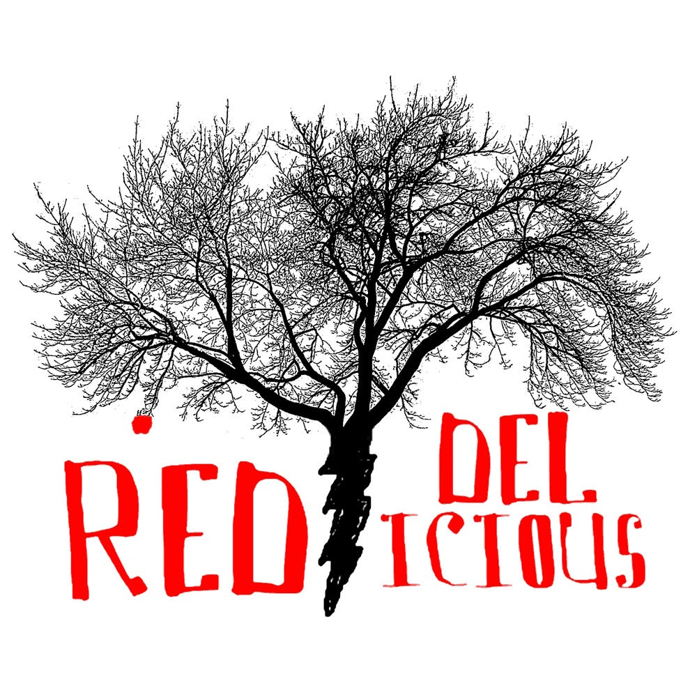 "Image of Red Delicious ""s/t"" Cassette EP"