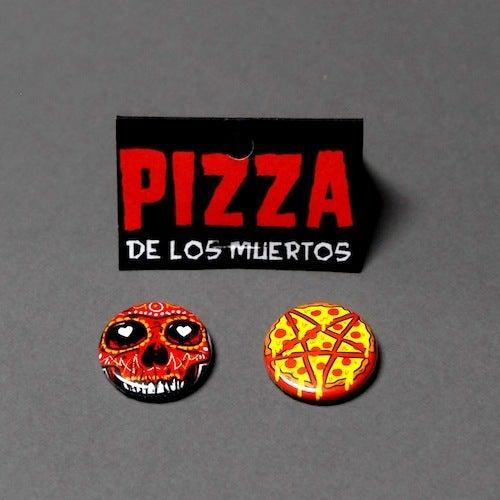 Image of Pizza de los Muertos