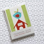 Image of Christmas Chick Note Cards