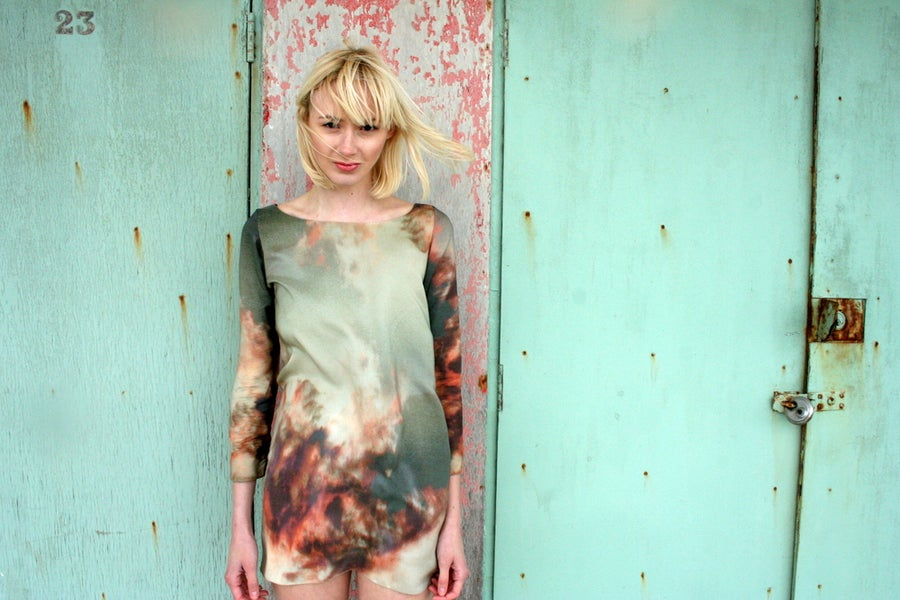 Image of Sky Line Dress