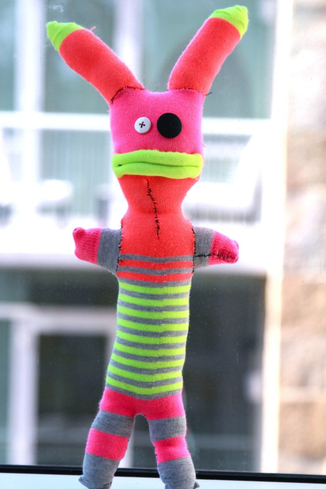 Image of Sock Creatures