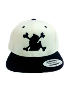 "Image of DMD ""Blinky McGee"" White/Black"
