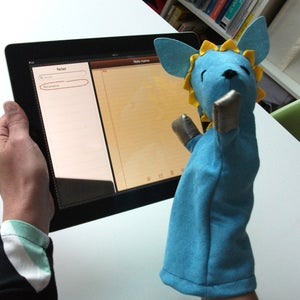 Image of ZippyKit Iphone/Ipad PUPPET