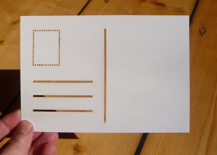 Image of PostCutCard - Set of 3