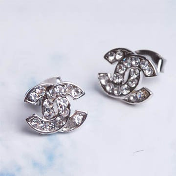 Image of Double Cute Stud Earrings