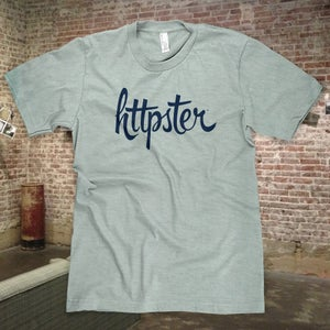 Image of HTTPSTER Tee, Script Edition
