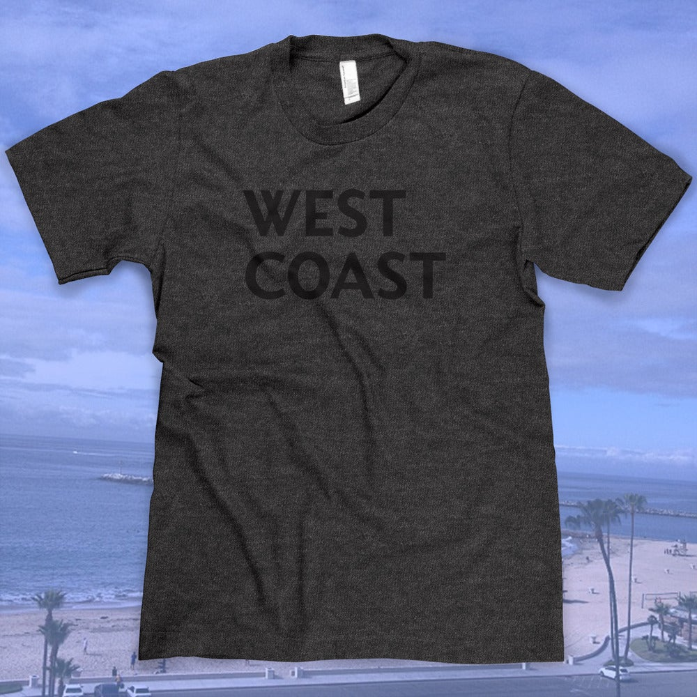 Image of West Coast Tee, Second Edition