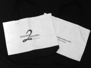 Image of b2b brand tote bag