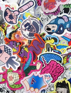 Image of Random sticker pack