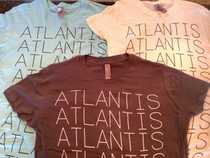 Image of ATLANTIS Tees