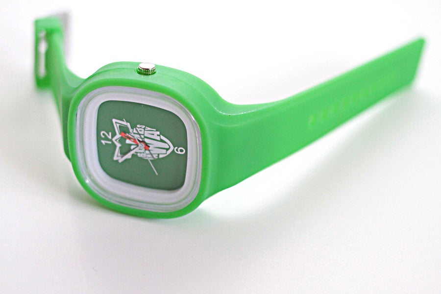 Image of BOMB AWAY WATCH - GREEN!